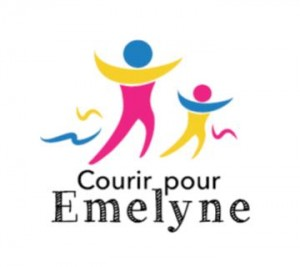 logo courir pour emelyne