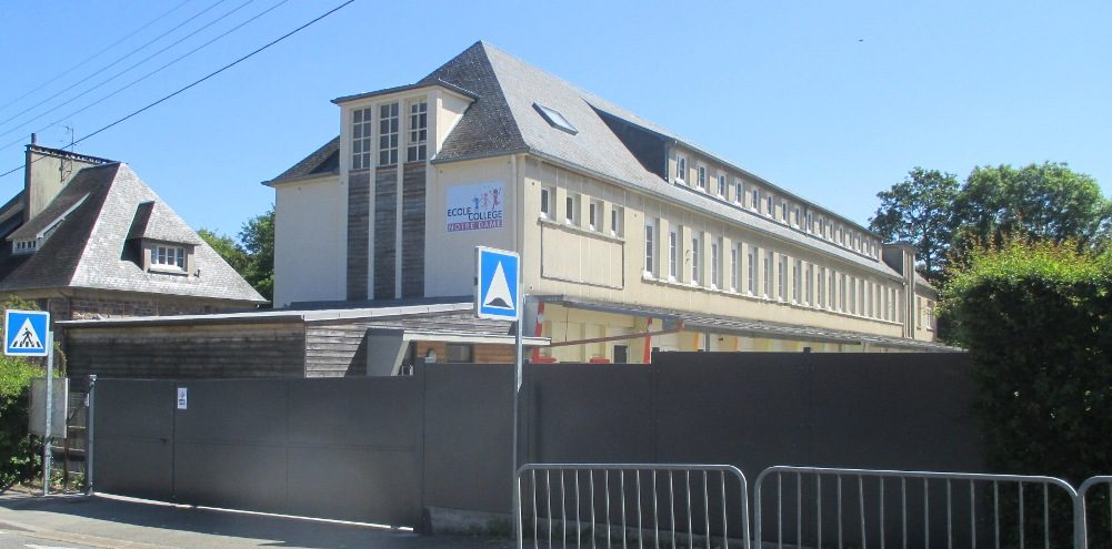 Maternelle, Primaire, Collège Notre Dame
